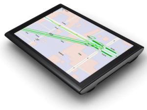 7 Inch GPS Navigation 70F