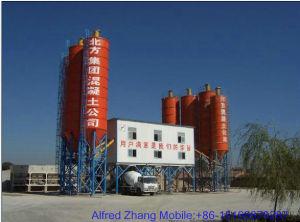 Hongda Good Quality Concrete Mixing Plant (90m3/H) pictures & photos