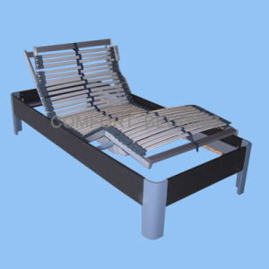 Home Furniture Electric Adjustable Slat Bed pictures & photos