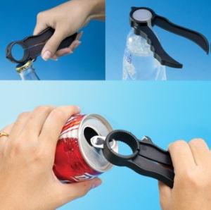 6 in 1 Multifunctional Plastic Bottle Top Opener (ZT10014) pictures & photos