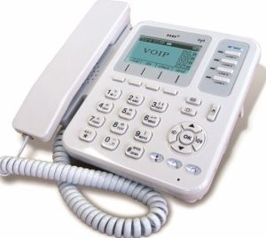 Dinstar IP Phone Dit300 with Original Refurbished, WiFi Phone (DIT300) pictures & photos