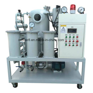 Double-Stage Vacuum Transformer Oil Insulating Oil Filtration System (ZYD-100) pictures & photos