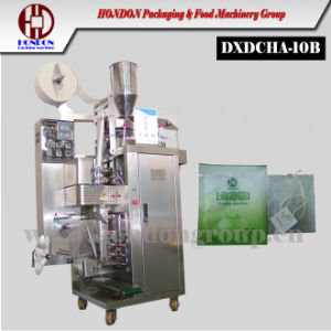 Double Bags Filter Paper Tea/Coffee Bag Packing Machine pictures & photos