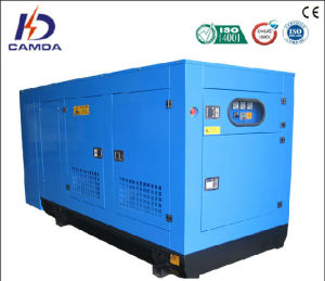 Camda-Cummins Soundproof Diesel Generator with CE and ISO Certificates (KDGC280S) pictures & photos