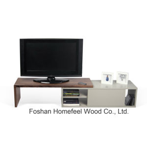 "New Flexible Living Room TV Stand for Tvs up to 32"" pictures & photos"