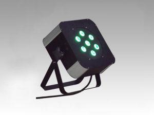 7*10W 4in1 LED Flat PAR Can (ST-3025)