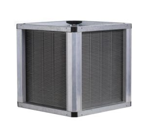 Plate Heat Exchanger / Aluminum Sensible Heat Recovery Ventilation (HBS-ZF)
