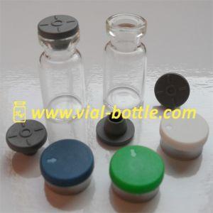 13mm Flip off Seals Unicolor, 2ml Vaccine Vial with Food Grade Rubber Stopper Set Manufacturer pictures & photos