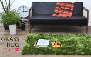 Bright Green Grass Private Room Rug/Carpet, Oeko - Tex Standard 100 Certificated pictures & photos