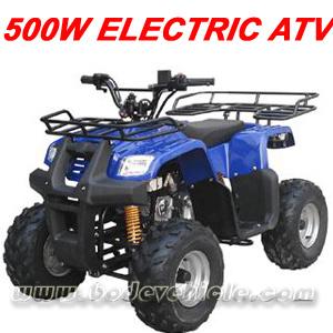 500w Electric ATV (MC-212) pictures & photos
