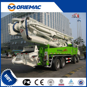 Liugong Hold 37m Truck Mounted Concrete Pump with HOWO Chassis (HDL5260THB) pictures & photos