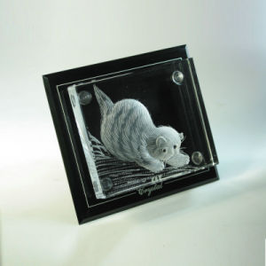 Crystal/Engraving Crystal Frame (F1)