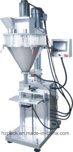 Semi-Auto Powder Filler with Weighing pictures & photos