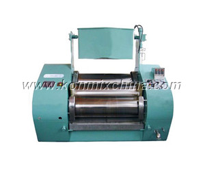 Hydraulic Three Roll Mill for High Viscosity Inks Grinding pictures & photos