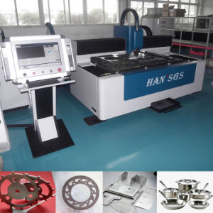 Optical Sheet Metal Fiber Laser Cutting Machine for Carbon Stainless Steel pictures & photos