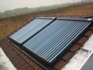 Heat Pipe Solar Collector (SPB-H58/1800) pictures & photos