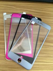 3D Edge Curved Tempered Glass Screen Protector for iPhone 6s pictures & photos