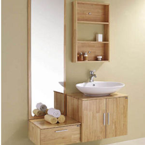 Wall Hang Melamine Bathroom Vanity