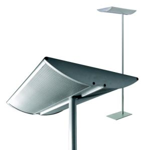 Pl 55W Office Aluminium Floor Lamp