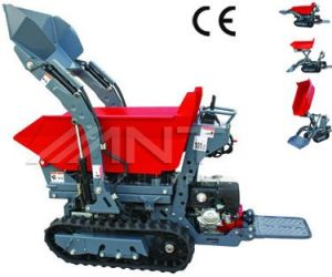 Mini Loader/Muck Truck/Power Barrow/Dump Truck By800 with CE, Hongda Engnie pictures & photos