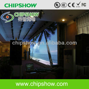 Chipshow P4 Brightness Indoor Full Color LED Video Display pictures & photos