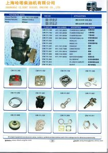Engine Parts for Mecedes-Benz (OM906) pictures & photos