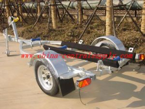 3.6m Boat Trailer with Bunk System pictures & photos