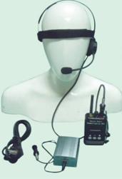 Model OSWD-3 Portable Duplex Radio Communication Unit