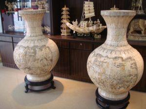Antique Ivory Sculpture -1