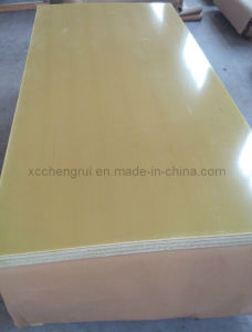 Epoxy Glass Cloth Insulation Sheet pictures & photos
