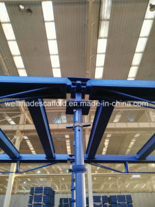 Sgb Standards Slab Concrete Cup Lock Scaffolding System pictures & photos