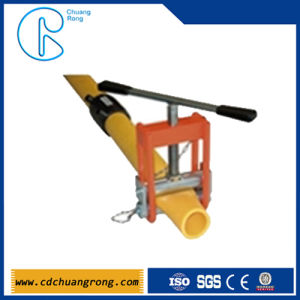 HDPE Pipe Extruder Squeezing Tool pictures & photos