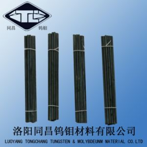High Purity Black Tungsten Rod and Tungsten Bars W-1 pictures & photos