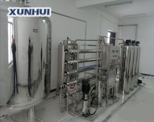 China Reverse Osmosis Water Treatment Plant for Ultrapure Water