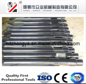 Hydraulic Hammer Chisel, Rock Chisel, Hydraulic Breaker Chisel in Building Demolition, Road Broken, Mining, Rock Broken pictures & photos