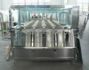 5 Gallon Jar Bottle Washing Filling Capping Line pictures & photos