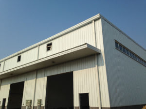 Low Cost Steel Structure Warehouse Workshop pictures & photos