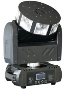 8faces 10W LED RGBW Moving Head Beam Light for Disco Stage pictures & photos
