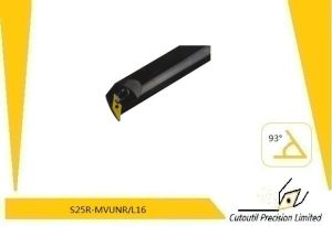 S25r-Mvunr/L16 for Steel Hardmetal Matching Standard Turning Tools Boring Bar for Lathe pictures & photos