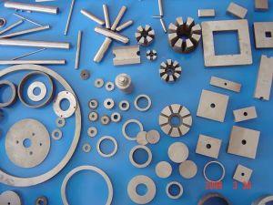 Cast AlNiCo Magnets-AlNiCo 5, AlNiCo 8, AlNiCo 9, AlNiCo5dg, AlNiCo5-7 pictures & photos
