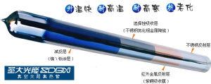 Solar Vacuum Tube Collector (Three target tube)