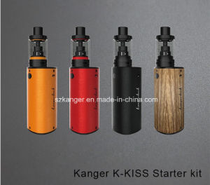 Kangertech Latest Product K-Kiss E-Cigarette Kit 6300mAh pictures & photos