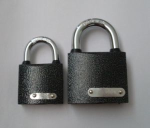 Cast Iron Padlock pictures & photos