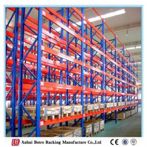 Stackable Selective Heavy Pallet Rack with Storage/Steel Warehouse Pallet Rack/Nanjing Pallet Rack pictures & photos