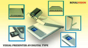 Portable Document Camera Visualizer Presenter pictures & photos