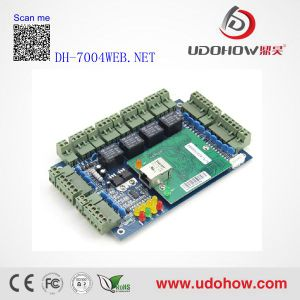 4 Doors TCP/IP Access Control Board