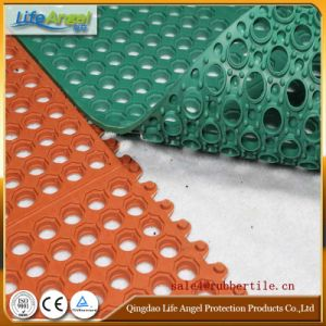 Restaurant Kitchen Rubber Mats china restaurant kitchen floor rubber mats with holes, anti