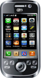 TV Mobile Phone T106I