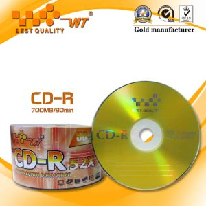 Blank CD/CDR/CD-R 52x (AS TECH)