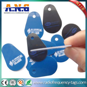 IP68 Passive Glassfiber Custom Printed Cards / RFID Smart Key Fob pictures & photos